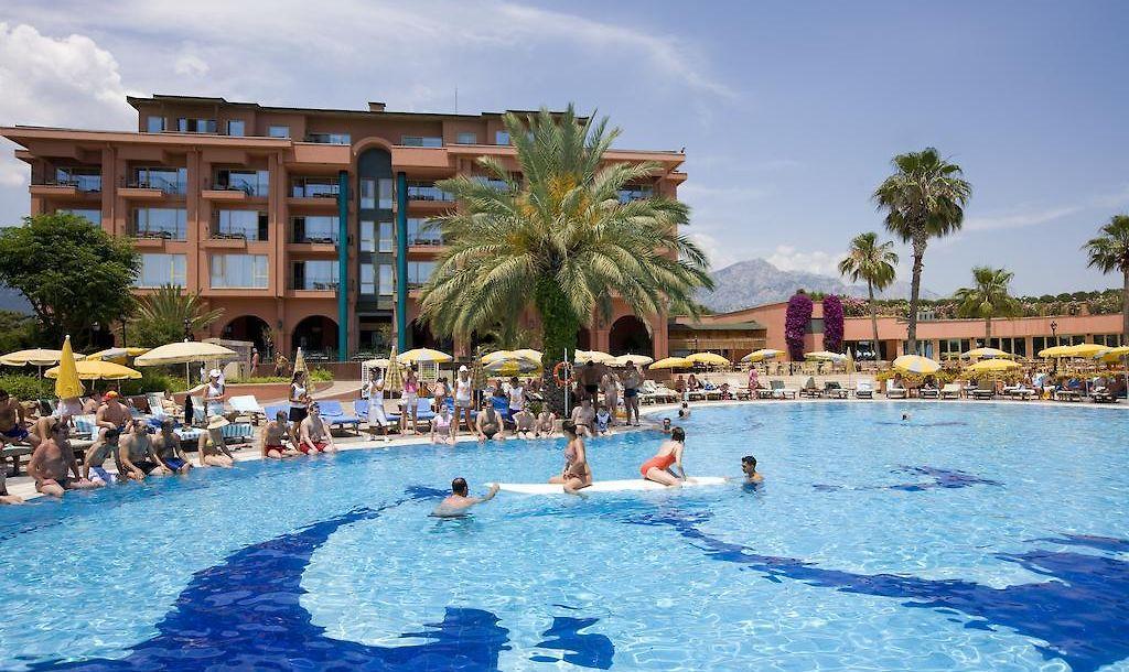 Fantasia Hotel Deluxe Kemer 4 Unterkunft In Kiris Buchen